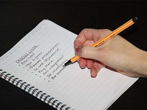 Nätdejting vad ska man skriva datum